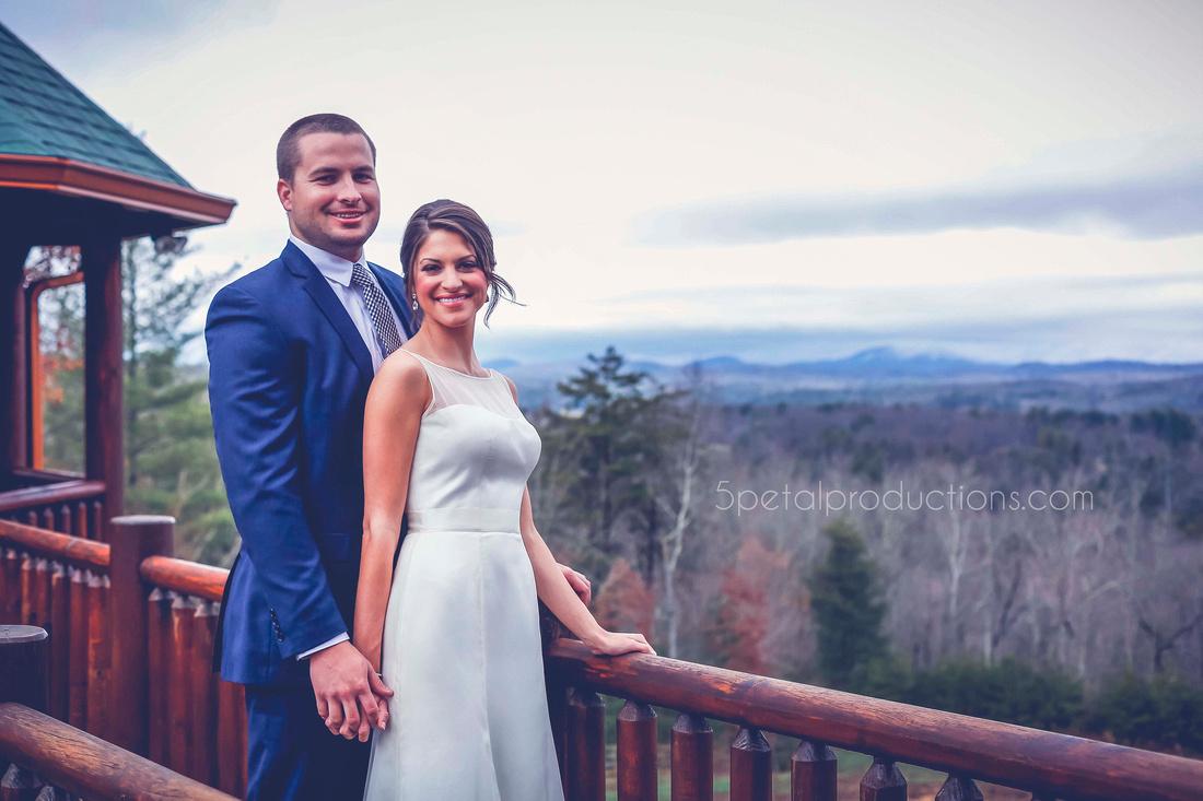 Five Star Lodge North Georgia Wedding Maritza and Brett 0923