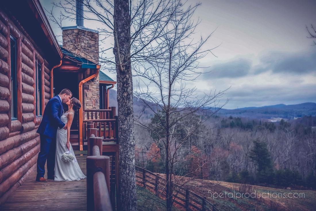 Five Star Lodge North Georgia Wedding Maritza and Brett 0926
