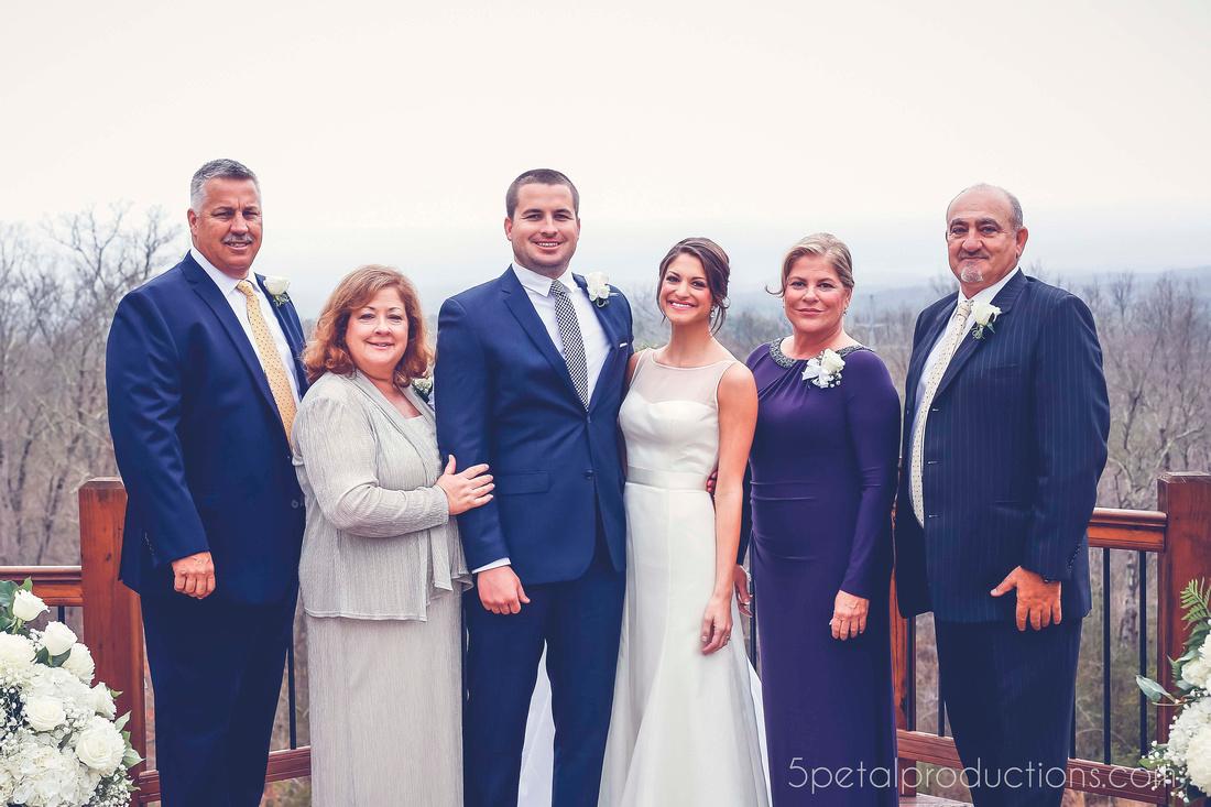 Five Star Lodge North Georgia Wedding Maritza and Brett 0951