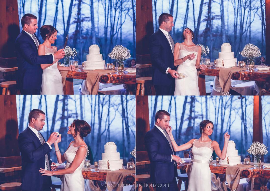 Five Star Lodge North Georgia Wedding Maritza and Brett 0967